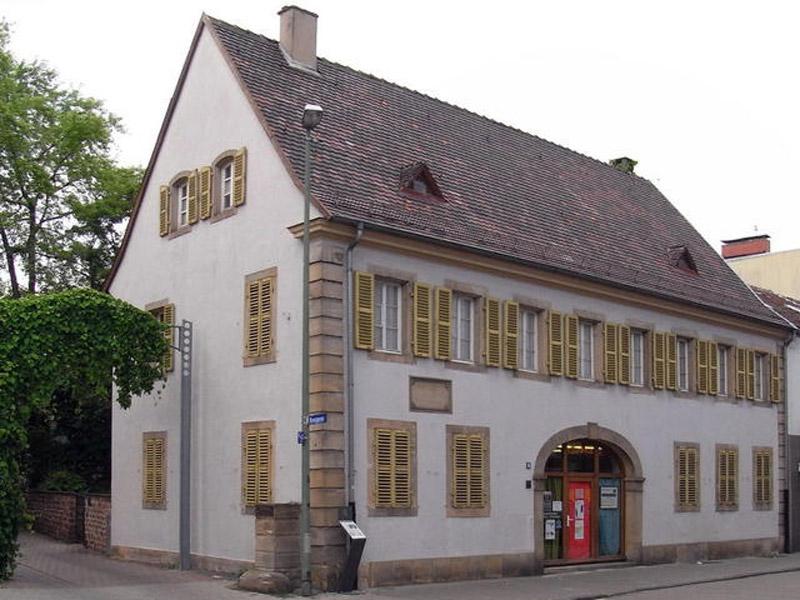 Schillermuseen in Deutschland » Schillerhaus Rudolstadt